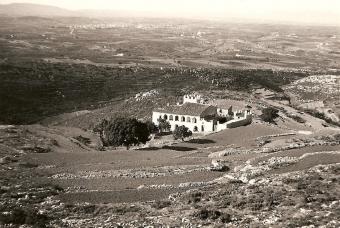 vilafranca-vista-desde-san-miguel-de-olerdola-1950