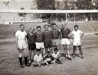 Pedro-Grases-futbolista-en-Los-Cortijos-c-1960